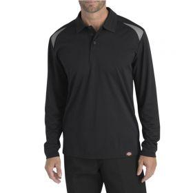 4e5666c0 ... Men's Dickies Team Performance Long-Sleeve Polo Shirt