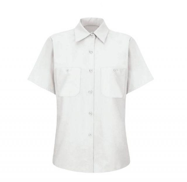 85fcdbf7 National Workwear: Women's Red Kap Industrial Short Sleeve Work Shirt